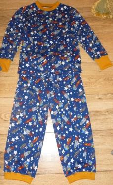 Schlafanzug Space