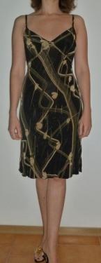 Silvester-Kleid 1