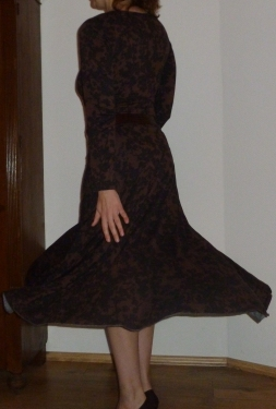 Kleid lang 1
