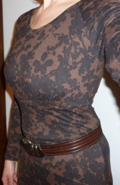 Kleid lang 4