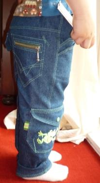 Jeans Burda 1e
