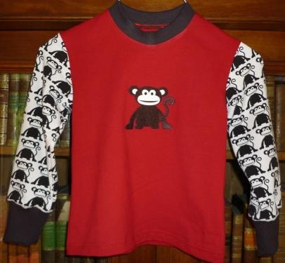 Affen Shirts 1