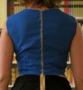 Rücken ursprünglich