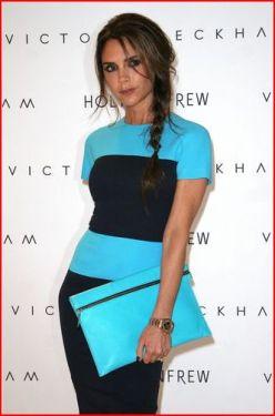 Kleid Viktorie Beckham